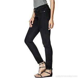 Guess Medium Rise Skinny Curvy Sienna Jeans - 31